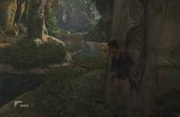 اولین تریلر گیم پلی بازی اکشن Uncharted ۴