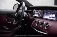 لوکس ترین و زیباترین ماشین جهان Mercedes-Benz S Coupé