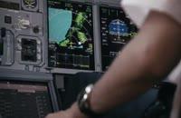 پرواز انسان در کنار ایرباس A۳۸۰