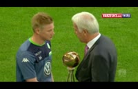 اهدای جوایز برترین مربی و بازیکن فصل ۲۰۱۵-۲۰۱۴ آلمان
