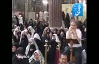 مداحی فوق العاده محمود کریمی در حرم امام حسین (ع)