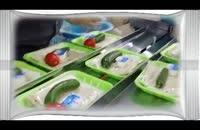 دستگاه بسته بندی ظروف یکبار مصرف و بسته بندی ست رستورانی