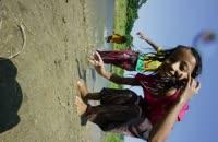 اولین سلفی کودکانِ نپالی