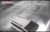 دزدی ناموفق ماشین دختر جوان