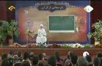 روایت طنز آیت الله قرائتی از قرآن به سر گرفتن بعضی ها