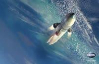 انتقال ماهواره به مدار زمین با استفاده از هواپیمای جت