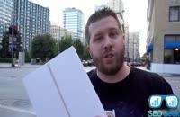 تماشا کنید تست مقاومت iPad Pro