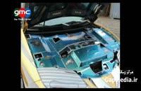 ماشین ۴ میلیاردی یک ایرانی در آلمان
