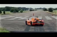 بوگاتی Veyron در مقابل کوئنیگزگ CCXR