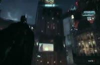 گیم پلی جدید از بازی Batman: Arkham Knight