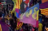 بارسلونا۴-۱آلمریا(خلاصه بازی)