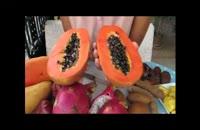 ۱۰ میوه ای که هرگز ندیده اید!!