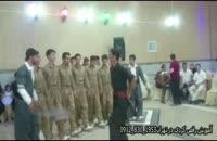 اجرای رقص کردی گروه ئاسو نادری در کرمانشاه