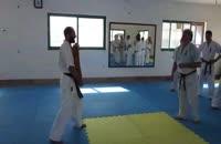 شیهان سید همت الله عمادی - کیوکوشین کاراته تزوکا مازندران- استاژ