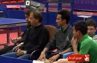 دوربین خبرساز؛ مشکلات لیگ برتر پینگپنگ