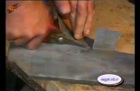 صنايع دستي:  در چوبی قدیمی