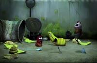 بهترین قسمت انیمیشن لاروا