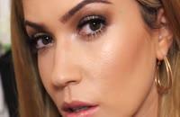 آموزش آرایش :  آرایش به شیوه جنیفر لوپز