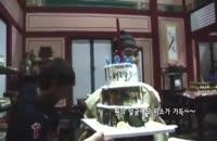 شوخی در تولد امپراطور لی هون ( کیم سو هیون )