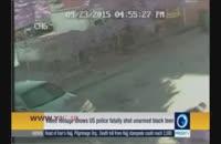 پلیس مریلند امریکا یک سیاه پوست را به ضرب گلوله کشت