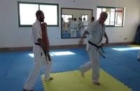 شیهان سید همت الله عمادی - کیوکوشین کاراته تزوکا مازندران- استاژ فنی