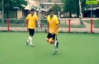 یادگیری مهارت های Neymar در جام جهانی 2014