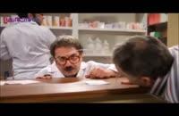 سکانسی از قسمت چهارم طنز شوخی کردم _فساد در داروخانه