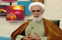 نظر حجت الاسلام و المسلمین رضا محمدی در مورد قمه زنی [فدایی دو ارباب]