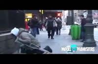 واکنش به زمین خوردن افراد پولدار و فقیر