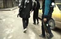 آمریکا ۵۰ تن سلاح به گروههای مسلح در سوریه تحویل داد
