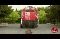 دوربین مخفی قطار