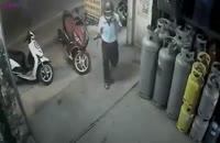 سرقت موتورسیکلت در سه سوت-دزد کثیف