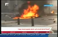 ویدئوی تصاویر ترور مشاور سعد حریری در لبنان