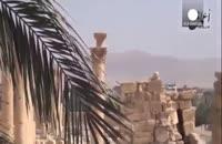 تخریب پالمیرا توسط داعش