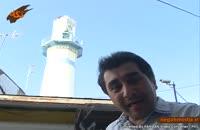مکان زیبای برج ساعت انزلی