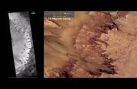 کشف شواهدی از وجود آب مایع در مریخ