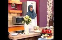 چگونه در منزل شیرینی بادام بپزیم ؟