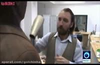 فیلم پوتین شکلاتی مجسمه تندیس پیکره