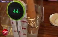 پُخت غذا با امواج Wi-Fi