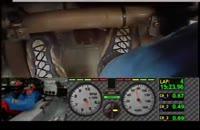 تکنیکهای رانندگی - نحوه استفاده از تکنیک پاشنه-انگشت شست پا
