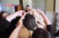 دوربین مخفی با حضور رونالدو!!!!!!!!