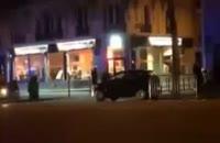 تبادل آتش پلیس فرانسه با تروریستها