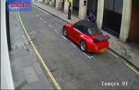 دزدی از خودروی پورشه در ۶۰ ثانیه