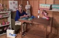 دوخت کمربند برای ابزار دستی