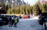 پارک زیر آب در اتریش ، جالبناک و دیدنیییییییی