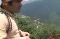 شاخص ترین، بزرگ ترین و زیباترین آبشار منطقه رحیم آباد آبشار سحر انگیز میلاش!