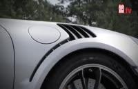 پورشه ۹۱۱ GT۳ RS در تست پیست