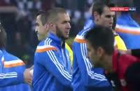 رئال مادرید۵-۰ رایو والکانو (خلاصه بازی)