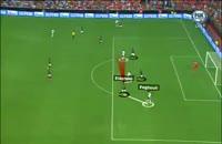 خلاصه بازی والنسیا 3-1 موناکو