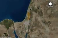 جنگنده های اسرائیل نواره غزه را بمباران کردند